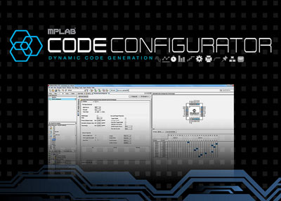 Microchip Release New MPLAB Code Configurator Plug-In