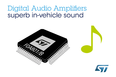 New Class-D1 Digital Power Amplifiers with Cleaner Sound and Improved Performance