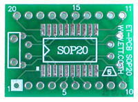 20PINSOIC - 20 pin SOIC Adapter