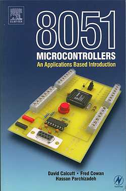 Click for Larger Image - 8051 Microcontrollers