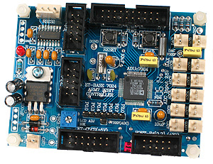 Click for Larger Image - ARM7024 Controller