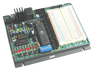 8051 Educational Board
