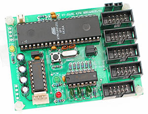 Click for Larger Image - ATmega8535 Controller