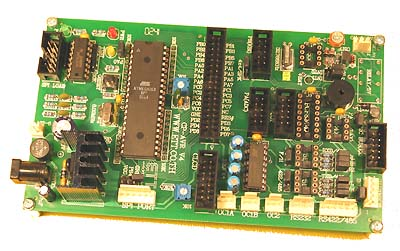 ATMega Training Board
