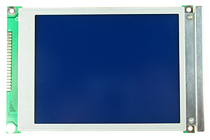 BLUE320X240LCD - 320x240 Blue Graphic LCD Display