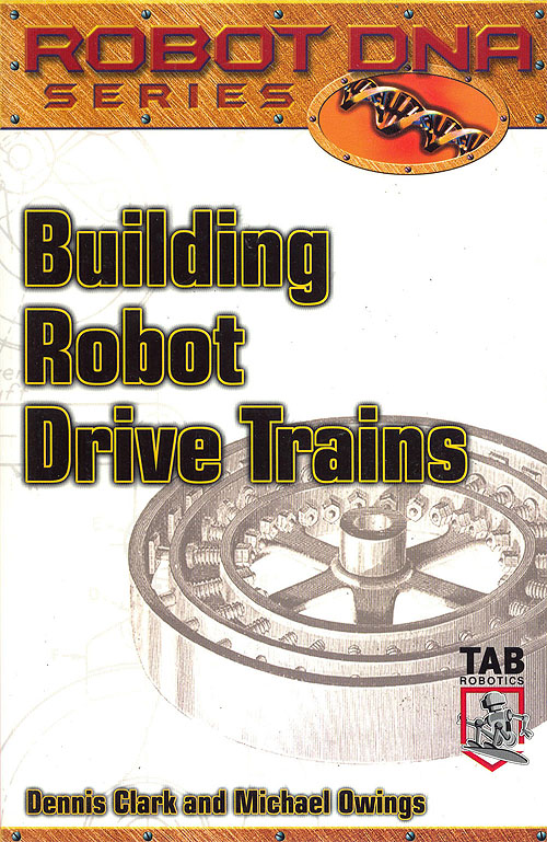 Building Robot Drive Trains