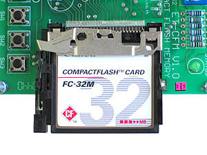 Compact Flash Board