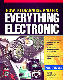 Click for Larger Image - How to Diagnose and Fix Everything Electronic