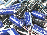 Electrolytic Capacitor Pack