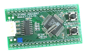 Click for Larger Image - ET-ADUC847 Stamp Module