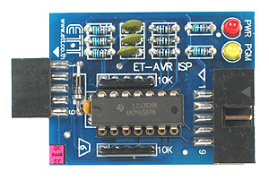Click for Larger Image - ET-AVR ISP