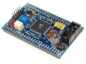 Click for Larger Image - ET-AVR Stamp Module