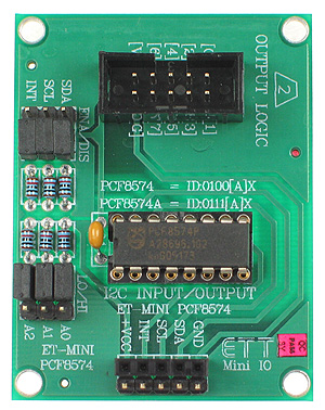 Click for Larger Image - PCF8574 Mini Board