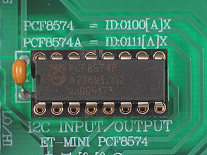PCF8574 Mini Board