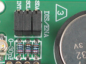 Click for Larger Image - PCF8583 Mini Board