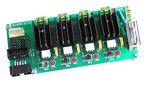 AC Opto-Isolated Output Board