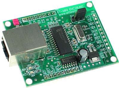 Ethernet Mini Board