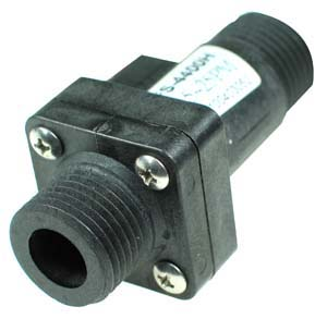 1.5 to 25.0 L/min Hot and Cold Water Flow Sensor