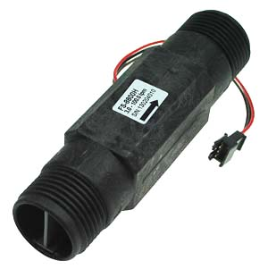 3.0 to 100.0 L/min Hot and Cold Water Flow Sensor