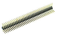 HEADRAD72 - 72 Pin .100inch Right Angle Double Headers