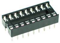 ICS18 - 18 Pin IC Socket