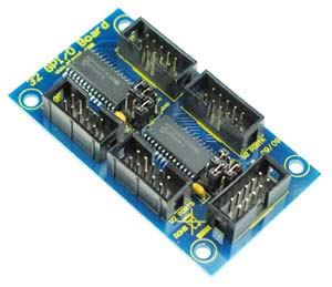 Click for Larger Image - IO Expansion Board