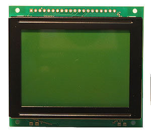 LCD128X64 - 128x64 Graphic LCD Display