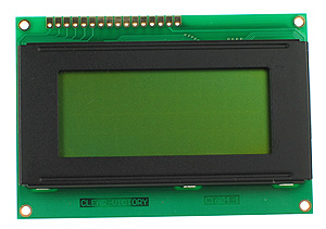 LCD16X4BL - 16 x 4 Character LCD Display with Backlight