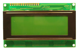 LCD20x4- 20 x 4 Character LCD Display