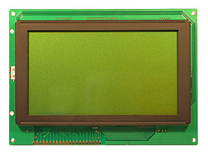240x128 Graphic LCD Display(T6963)