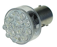LEDAUTO12WH - Automotive 12V LED Replacement Lamp - White