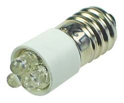 LEDE10WH - E10 12V LED Replacement Lamp - White