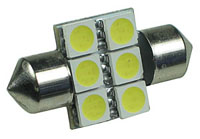 LEDFEST12WH - Festoon 12V LED Replacement Lamp White