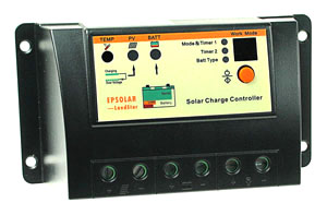 20A Solar Charge Controller for Lighting