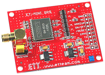 GPS Mini Board