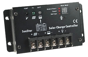 Marine Solar Charge Controller for Lighting