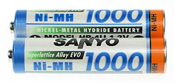 AAA Ni-MH Batteries