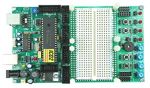 PIC18F4550 USB Development Board