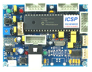 Click for Larger Image - PIC18F46K22 Controller