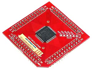 Click for Larger Image - PIC32MX460 Microcontroller Module