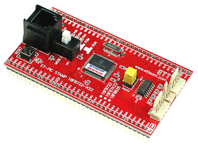 ET-PIC II Stamp Module