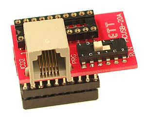 PIC Programmer - 20 Pin Adapter