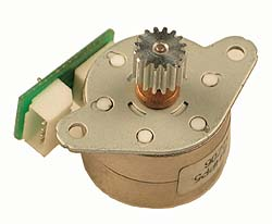 Small Stepper Motor - PM20S
