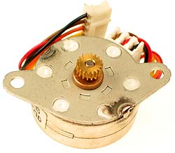 Small Stepper Motor - PM25S
