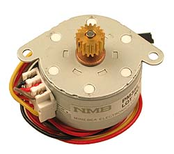 Medium Stepper Motor - PM35L