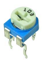 1/4W Horizontal Miniature Potentiometers