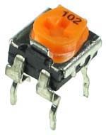 Sealed Horizontal Miniature Potentiometers
