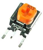 Sealed Vertical Miniature Potentiometers