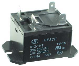 12Vdc 30A Heavy Duty Relay
