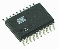 Atmel SMD Microcontrollers